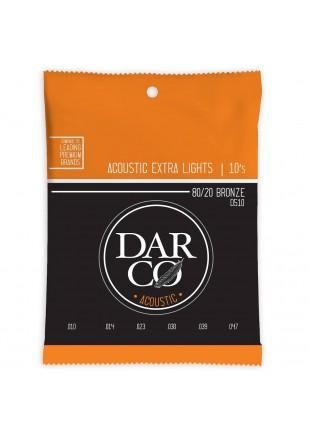 Darco Martin D-510/10 struny do gitary akustycznej