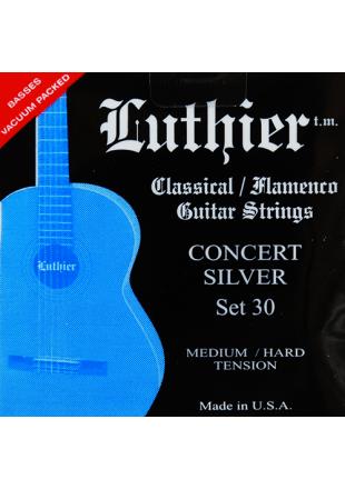 Luthier SET 30 struny do gitary klasycznej