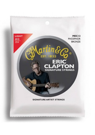 Martin MEC-12 struny do gitary akustycznej 12-54