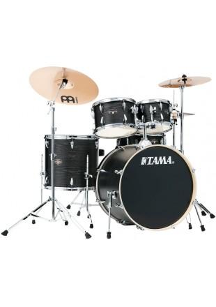 Tama Imperialstar perkusja akustyczna IE52KH6W-BOW + talerze Meinl HCS