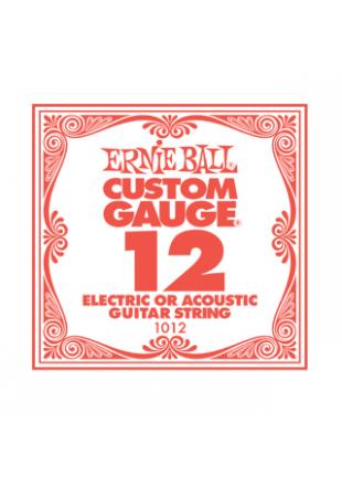 Ernie Ball EB 1012 Struna pojedyncza do gitary 012