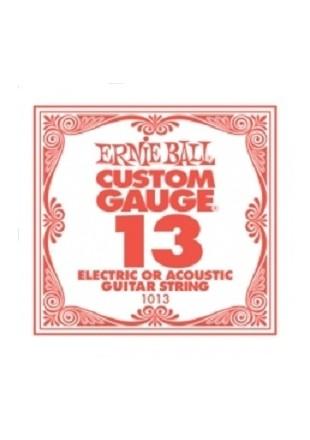 Ernie Ball EB 1013 Struna pojedyncza do gitary 013