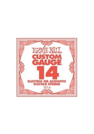 Ernie Ball EB 1014 Struna pojedyncza do gitary 014
