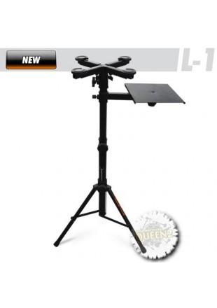 Athletic L-1 statyw pod laptopa , projektor (antracyt)