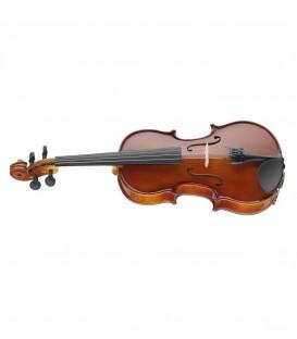 Stagg VN1/2 EF skrzypce klasyczne 1/2 z futerałem, smyczkiem i kalafonią