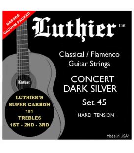 Luthier SET45SC struny do gitary klasycznej