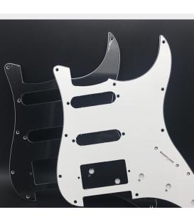 KERA AUDIO MASK/ST/H Czarny Maskownica do gitary typu Stratocaster