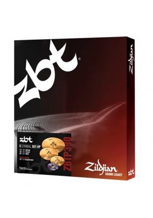 Zildjian ZBT 5 Box Set ZBTP390 + Trash10 zestaw talerzy perkusyjnych